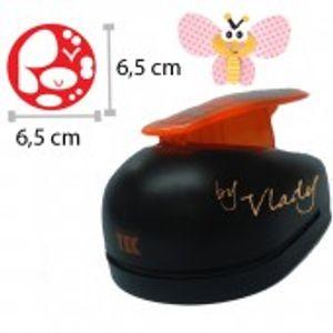 Furador-Alavanca-Max-Premium-Borboleta-Feliz-Tags-10601-FMA042---Toke-e-Crie---026249