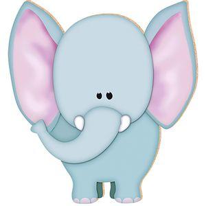 Decoupage-Aplique-em-Papel-e-MDF-Elefante-APM12-027-Litoarte-