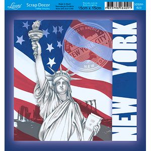 Papel-Scrap-Decor-Folha-Simples-15x15-New-York-SDSXV-023