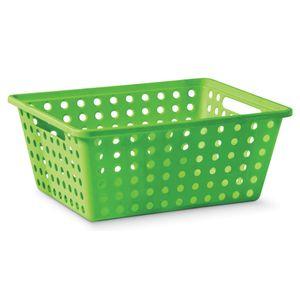 Cesta-Organizadora-Sem-Alca-G-Verde-em-Polipropileno-357-3---Niquelart