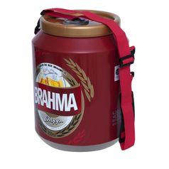 Cooler-Termico-para-12-Latas-350ml-Brahma-11-Litros-DC12---Doctor-Cooler