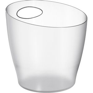 Balde-de-Gelo-6L-Transparente-Poliestireno-UZ100-TR---UZ-Utilidades