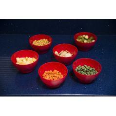 Cumbuca-Redonda-500ml-Vermelha-em-Polipropileno-UZ103-VM---UZ-Utilidades