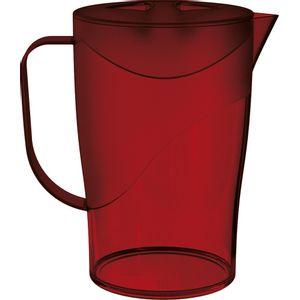 Jarras-2L-Vermelho-em-Poliestireno-UZ109-VM---UZ-Utilidades