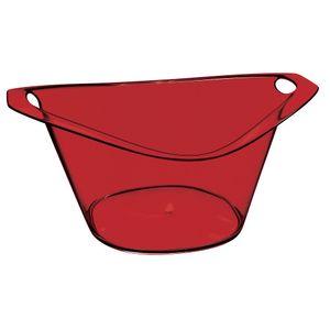 Balde-de-Gelo-Gold-3L-Vermelho-Poliestireno-UZ150-VM---UZ-Utilidades