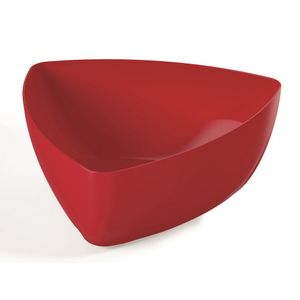 Saladeira-4L-Trial-Plus-Vermelha-em-Polipropileno-UZ168-VM---UZ-Utilidades