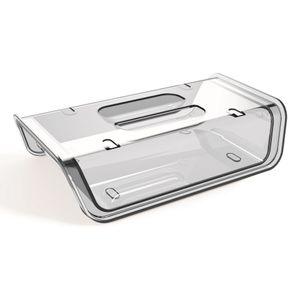 Porta-Frios-Transparente-com-tampa-Transparente-em-Poliestireno-UZ173-TR---UZ-Utilidades