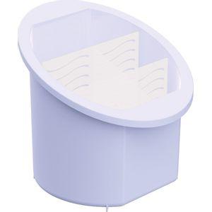 Porta-Talheres-Separador-e-Organizador-Branco-UZ314-BR---UZ-Utilidades