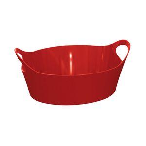 Cesto-Plus-P-Vermelho-em-Polipropileno-UZ323-VM---UZ-Utilidades