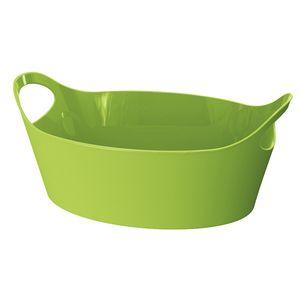 Cesto-Plus-M-Verde-Claro-em-Polipropileno-UZ332-VCL---UZ-Utilidades