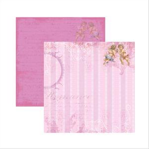 Papel-Scrapbook-Cupido-Manuscrito-SDF403-Toke-e-Crie