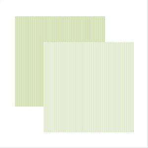 Scrap-Basico-Verde-Bebe-FB-Listras-KFSB295-Toke-e-Crie