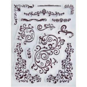 Carimbo-de-Silicone-II-Vintage-Arabescos-14x18-CAS131-TEC