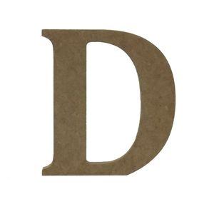 Enfeite-de-Mesa-Letra--D--12cm-x-18mm---Madeira-MDF