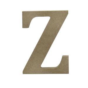 Enfeite-de-Mesa-Letra--Z--12cm-x-18mm---Madeira-MDF