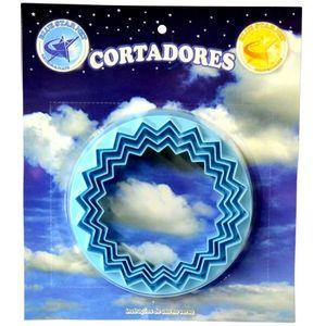 Cortador-Castelinho-Pequeno-com-4-pecas-Blue-Star