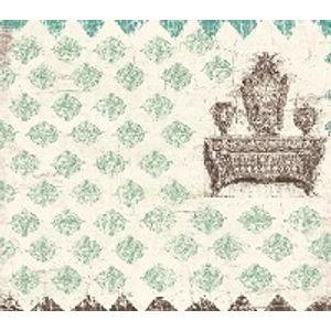 Papel-Scrapbook-Simples-Vintage-Relogios-Emblemas-KFS077-Toke-e-Crie