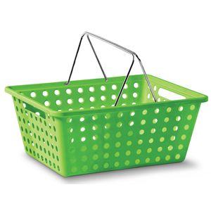 Cesta-Organizadora-com-Alca-G-Verde-em-Polipropileno-360-3---Niquelart