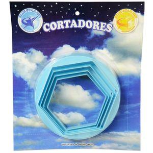 Cortador-Sextavado-Medio-com-4-pecas---Blue-Star