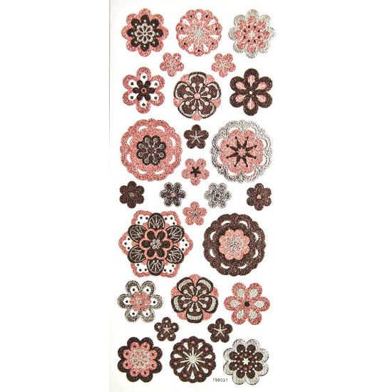 Adesivo-Glitter-Flores-e-Mandalas-AD1473---Toke-e-Crie