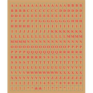 Adesivo-Alfabeto-Mini-Kraft-Vermelho-AD1514---Toke-e-Crie