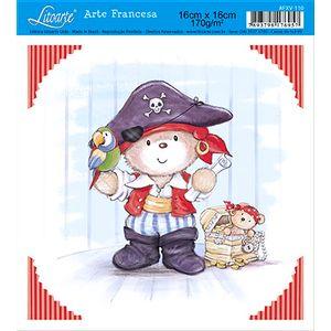 Papel-Arte-Francesa-Litoarte-Pirata-AFXV-110---Litoarte-