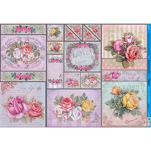 Papel-Decoupage-Grande-Flores-PD-880---Litoarte-