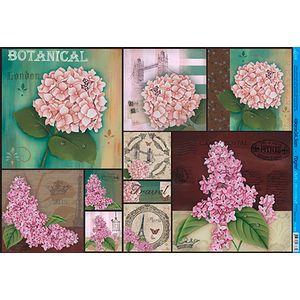 Papel-Decoupage-Grande-Flores-PD-882---Litoarte