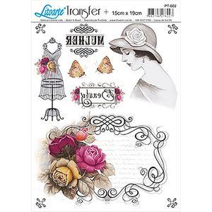 Papel-Transfer-Litoarte-Flores-PT-002---Litoarte-