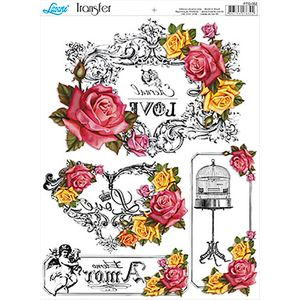 Papel-Transfer-Litoarte-Flores-PTG-002---Litoarte-