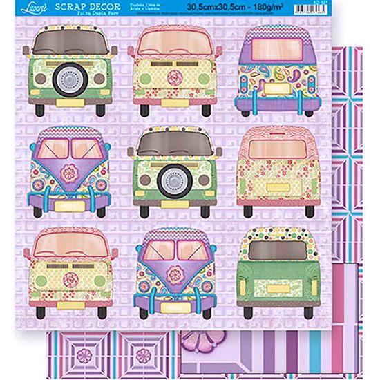 Scrapbook-Folha-Dupla-Face-SD-327---Litoarte-