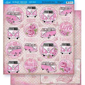 Scrapbook-Folha-Dupla-Face-SD-331---Litoarte-