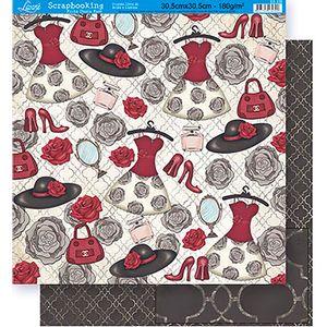Scrapbook-Folha-Dupla-Face-SD-335---Litoarte-