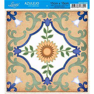 Papel-para-Decoupage-Adesivo-Azulejo-Vinil-4-Unidades-VAXV-008---Litoarte