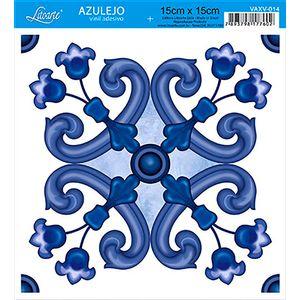 Papel-para-Decoupage-Adesivo-Azulejo-Vinil-4-Unidades-VAXV-014---Litoarte