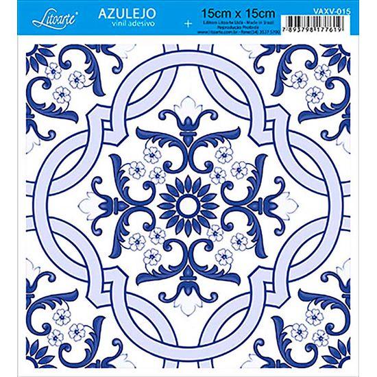 Papel-para-Decoupage-Adesivo-Azulejo-Vinil-4-Unidades-VAXV-015---Litoarte