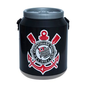 Cooler-Termico-para-12-Latas-350ml-Corinthians-11-Litros-DC12---Doctor-Cooler