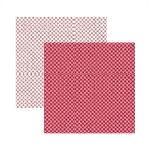 Papel-Scrapbook-Basico-Classic-Mini-Poa-Cereja-KFSB313---Toke-e-Crie-by-Ivana-Madi