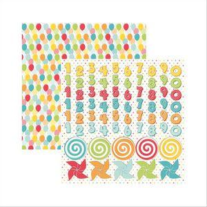 Papel-Scrapbook-Dupla-Face-Aniversario-Numeros-SDF485---Toke-e-Crie-by-Ivana-Madi-