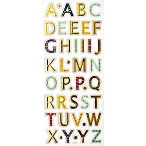 Adesivo-Detalhes-Metalicos-Alfabeto-Maiusculo-AD1530---Toke-e-Crie