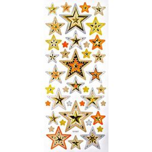 Adesivo-Detalhes-Metalicos-Estrelas-AD1532---Toke-e-Crie
