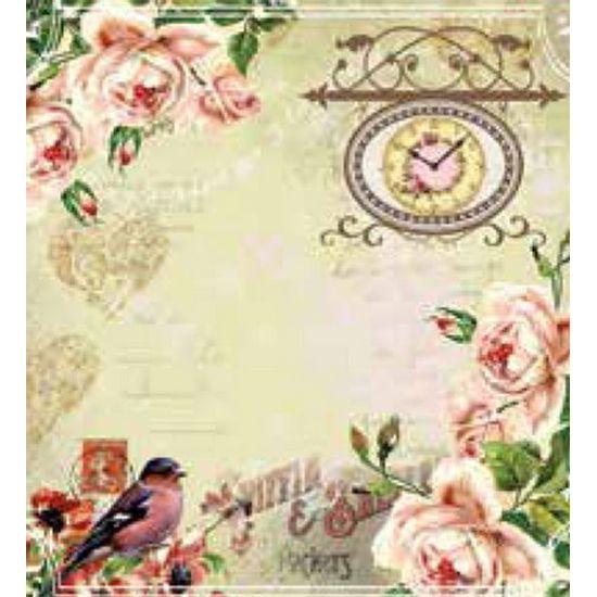 Papel-Scrap-Decor-XX-Folha-Simples-20x20-Flores-LSCXX-005---Litocart