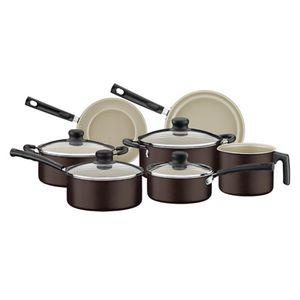 Conjunto-de-Panelas-em-Aluminio-7-pecas-Antiaderente-Cafe-e-Creme-20699094---Tramontina