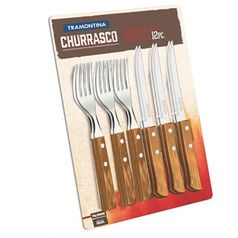 Jogo-para-Churrasco-Inox-12pcs-Polywood-Natural-21199411---Tramontina