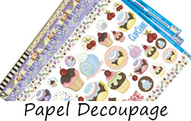 Decoupage - Papel Decoupage