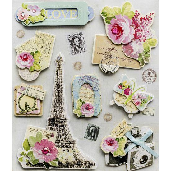Adesivo-3D-Paris-Romance-AD1579---Toke-e-Crie