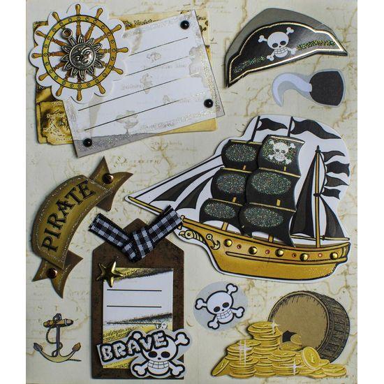Adesivo-3D-Piratas-AD1583---Toke-e-Crie