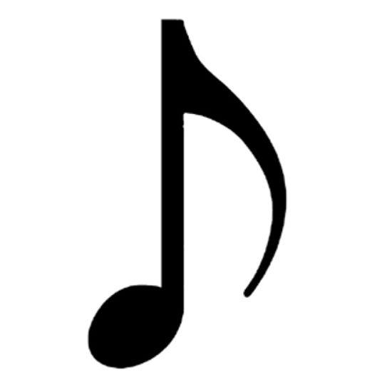 Foto Nota Musical ~ Aplique Madeira e Papel Notas Musicais LMAPC 212 Litocart PalacioDaArte