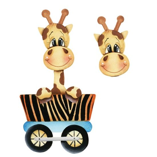 Aplique-Madeira-e-Papel-3D-Girafa-LDMPC-019---Litocart