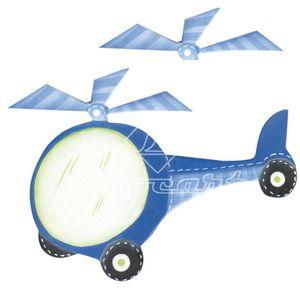 Aplique-Madeira-e-Papel-3D-Helicoptero-LDMPC-030---Litocart